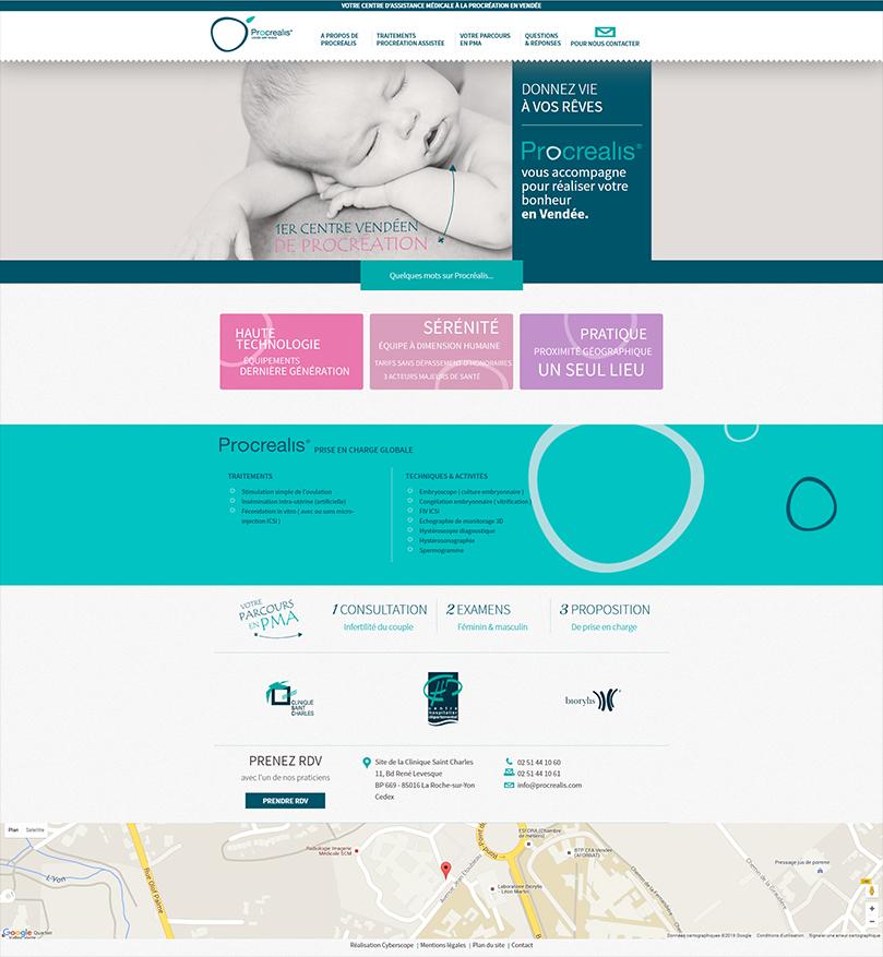 Centre procr alis agence digitale cyberscope vend e for Screenshot ecran