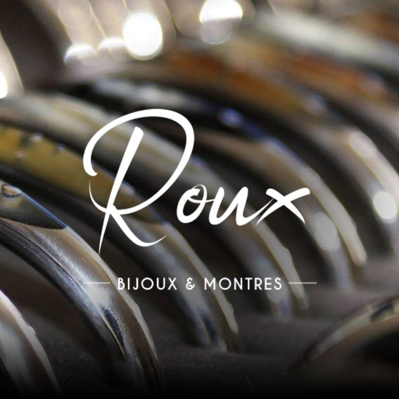 logo bijouterie roux realisation cyberscope