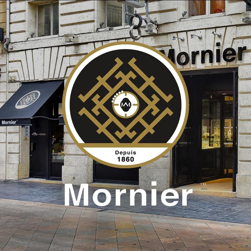 logo bijouterie mornier realisation cyberscope