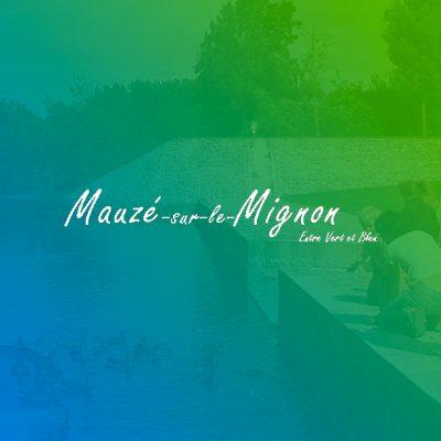 Ville de Mauzé-sur-le-Mignon